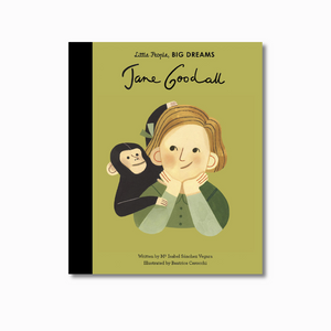 Little People / Jane Goodall