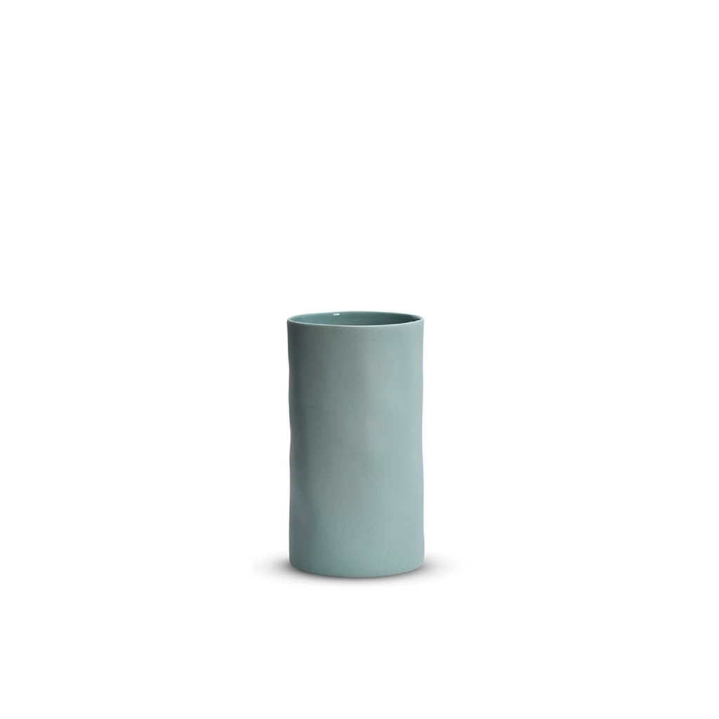 Light Blue Cloud Vase - Small