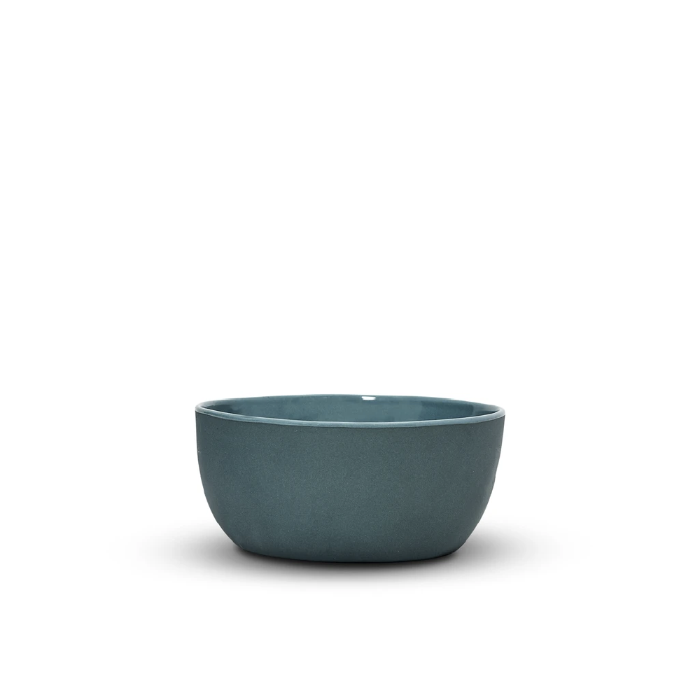 Steel Blue Cloud Bowl - Super Small