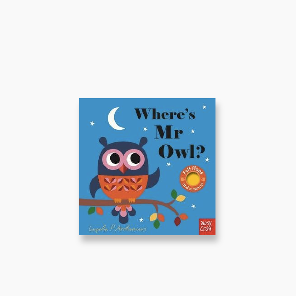 Where's Mr Owl