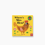 Where's Mrs Hen