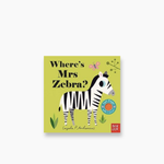 Where's Mrs Zebra