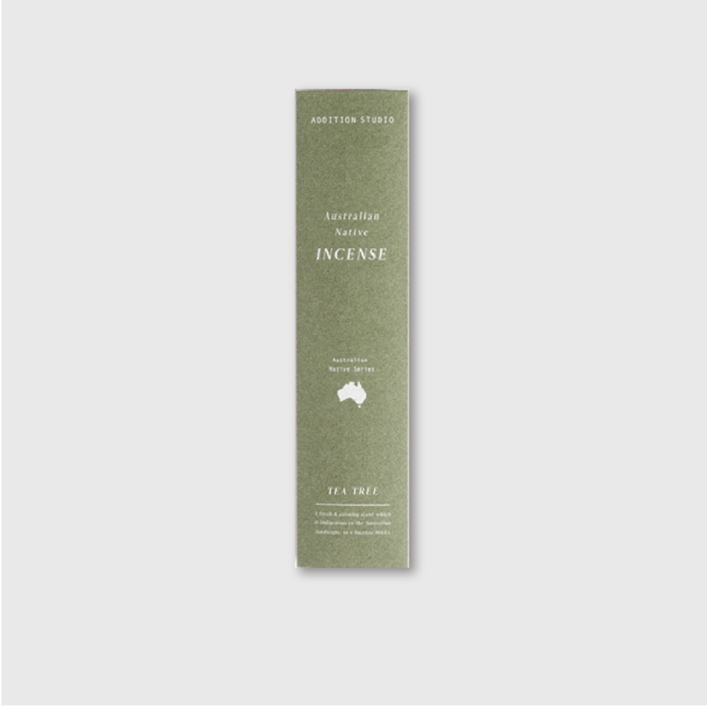 Travel Pack Incense - Tea Tree