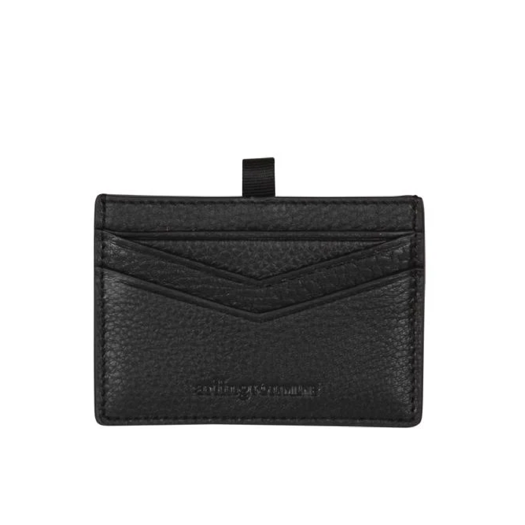 Alexis Card Holder - Black
