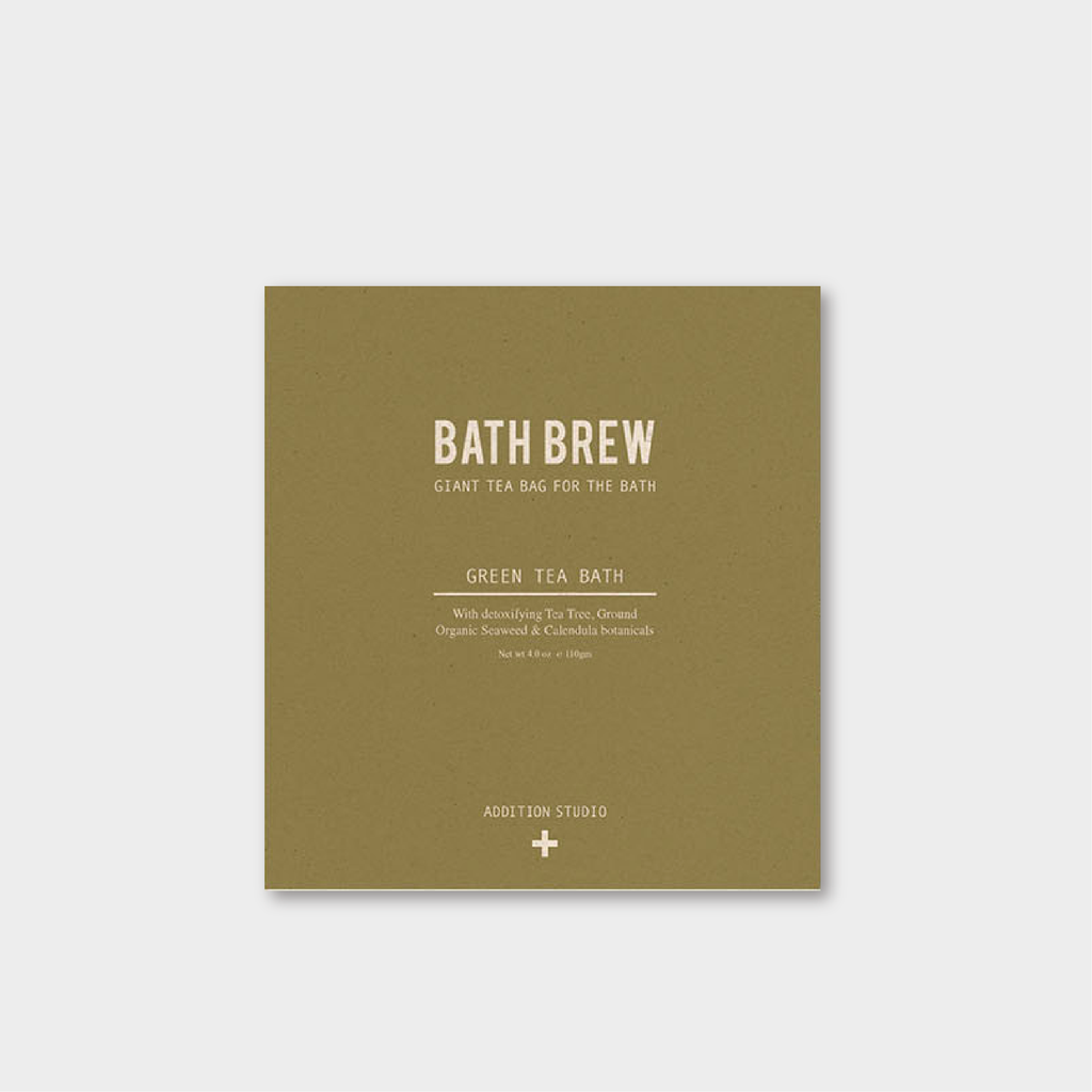 Bath Brew - Green Tea Bath