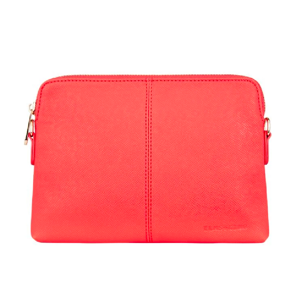 Bowery Wallet - Camellia Red