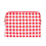 Bowery Wallet - Red Gingham
