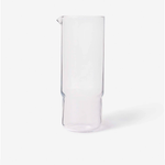 Piccadilly Glass Carafe - Clear