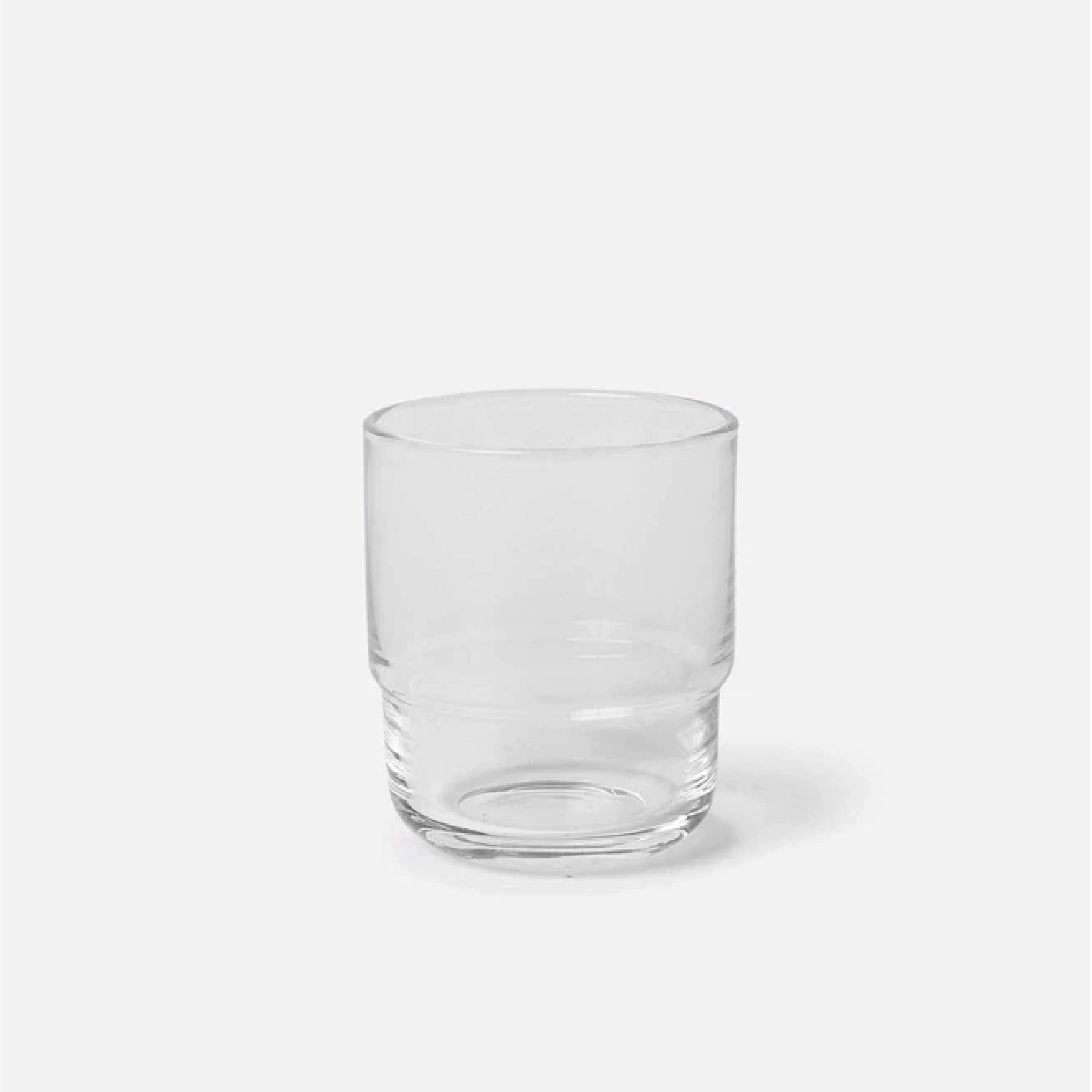 Piccadilly Glass Tumbler - Clear