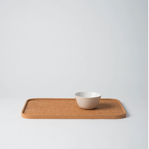Rectangle Cork Tray