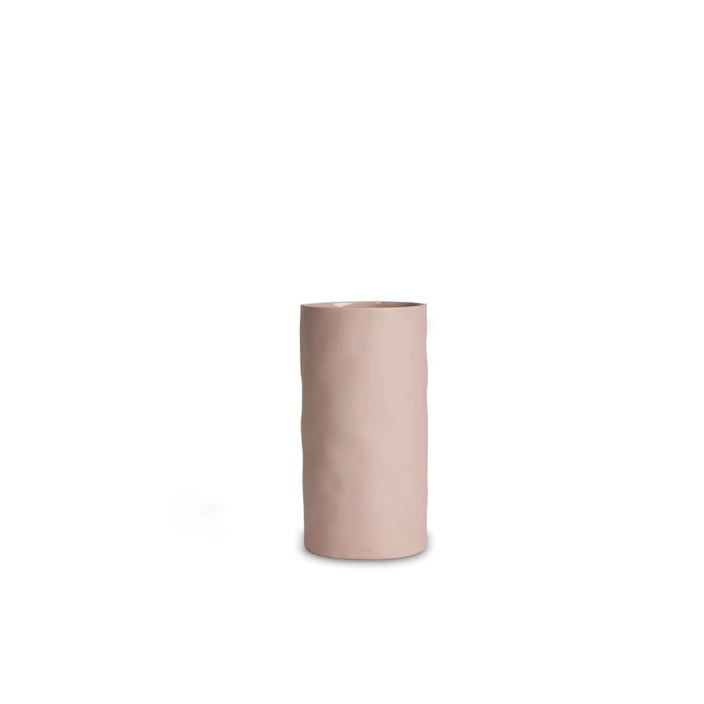 Icy Pink Cloud Vase - Small