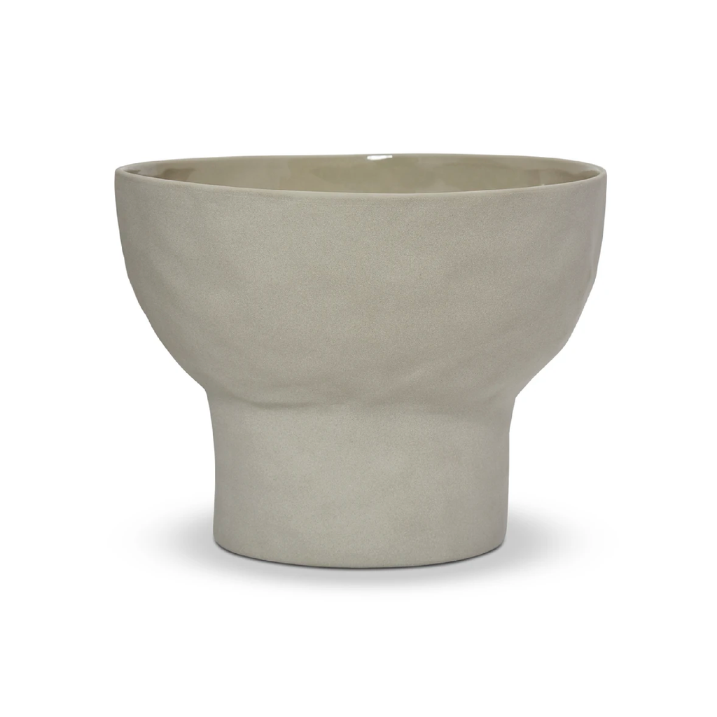 Dove Grey Hubble Bowl - Large