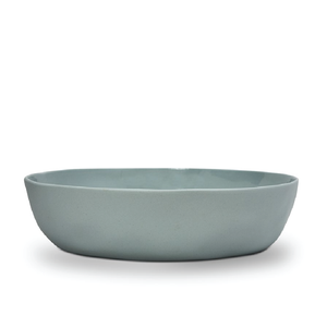 Light Blue Cloud Bowl - Large