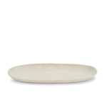 Chalk Oval Plate - Medium