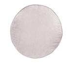 CASTLE Penny Round Cushion - Lilac Velvet