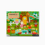 Magnetic Play Set - Treehouse