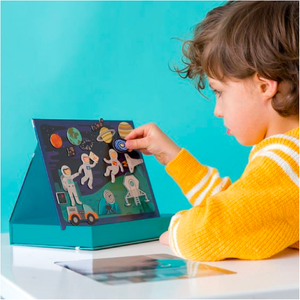 Magnetic Play Set - Outer Space