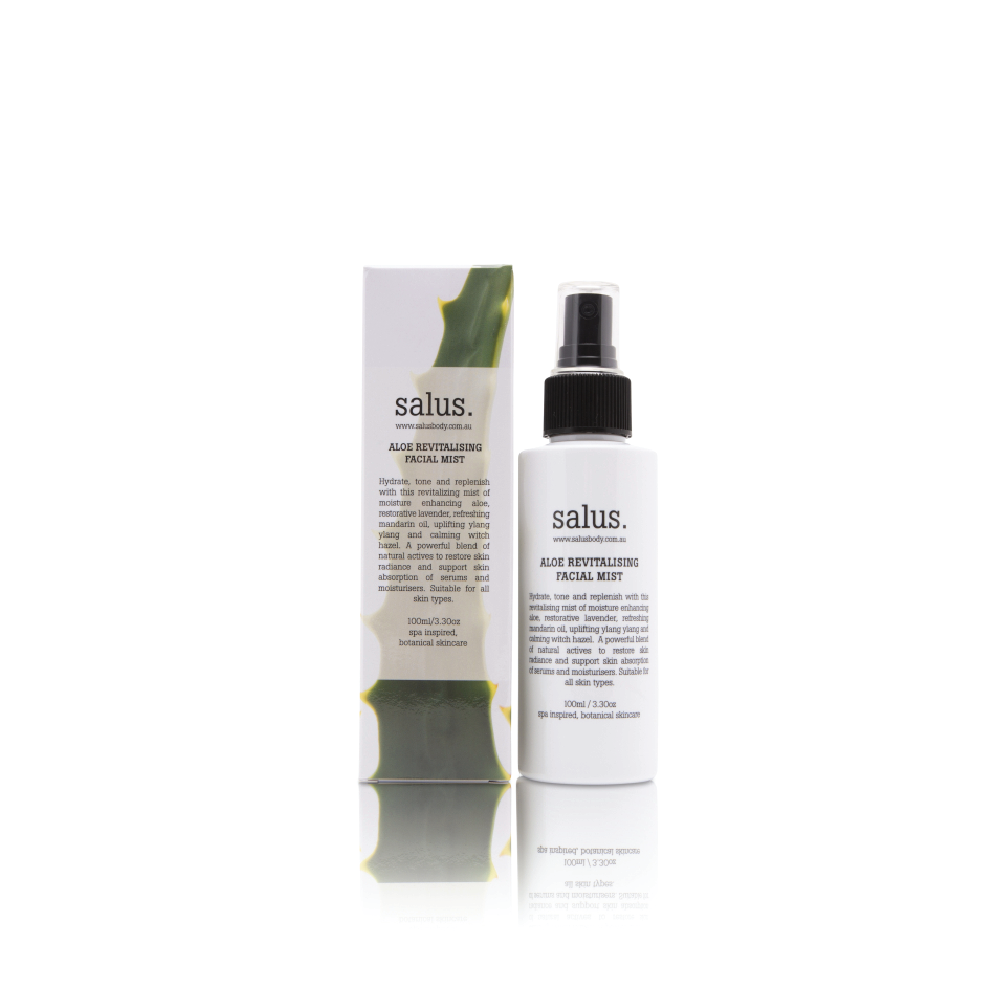 Aloe Revitalising Facial Spray