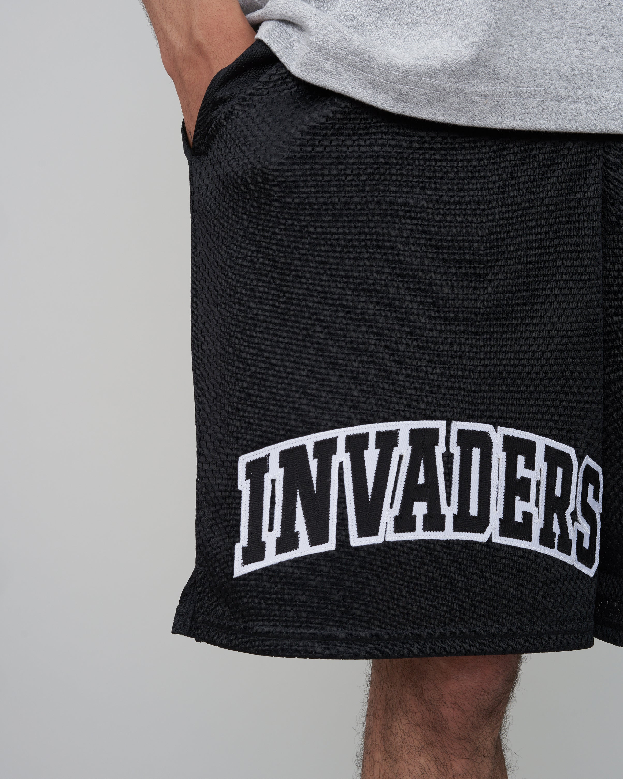 Invaders Arc Mesh Shorts GRMS Champion