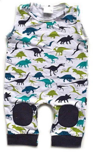 Dino-rawr Playsuit 20%