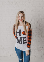 Load image into Gallery viewer, Plaid Washington Tee