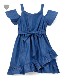 Camden Girls Chambray Dress