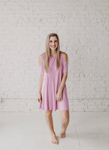 Cami Cold Shoulder Dress