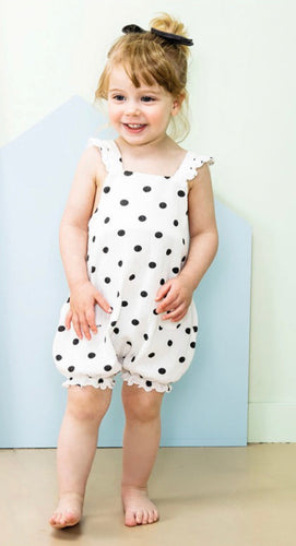 Minnie Bubble Romper