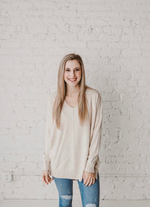 Sweet Dreams Tunic - Taupe