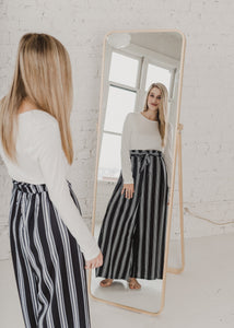 Remarkable Beauty Pinstripe Pants