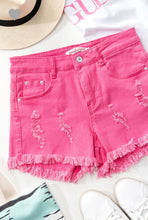 Load image into Gallery viewer, Ciara Shorts - Pink