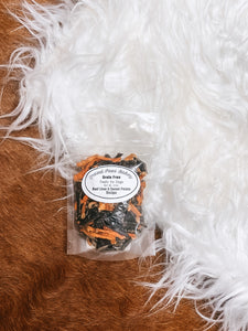 Crossed Paws Bakery - Sweet Potato Beef Liver Strips