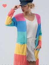 Load image into Gallery viewer, Leighton Color Block Cardigan