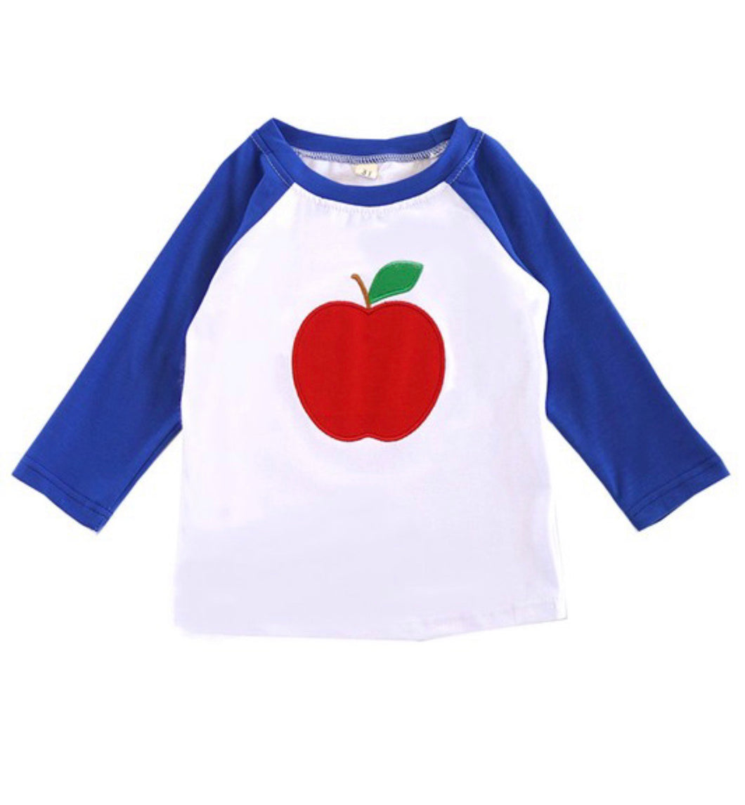 A is for Apple Tee