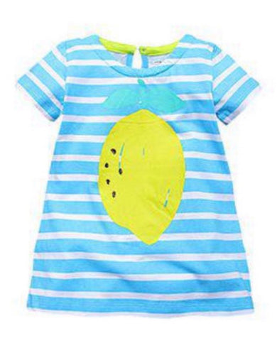 Lilo Lemon Dress