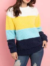 Load image into Gallery viewer, Salt Girl Sherpa Sweater