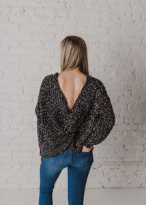 Something Special Knot Sweater