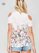 Load image into Gallery viewer, Harrah Floral Tee