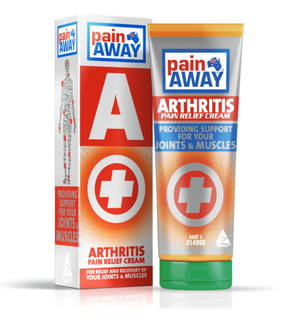 PAIN AWAY ARTHRITIS <BR> PAIN RELIEF CREAM 125G TUBE