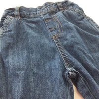 Mid Blue Lightweight Denim Jeans - Boys 3-6m