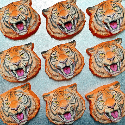 Eye Of The Tiger - Bath Bomb