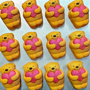 Winny The Love Bear - Bath Bomb