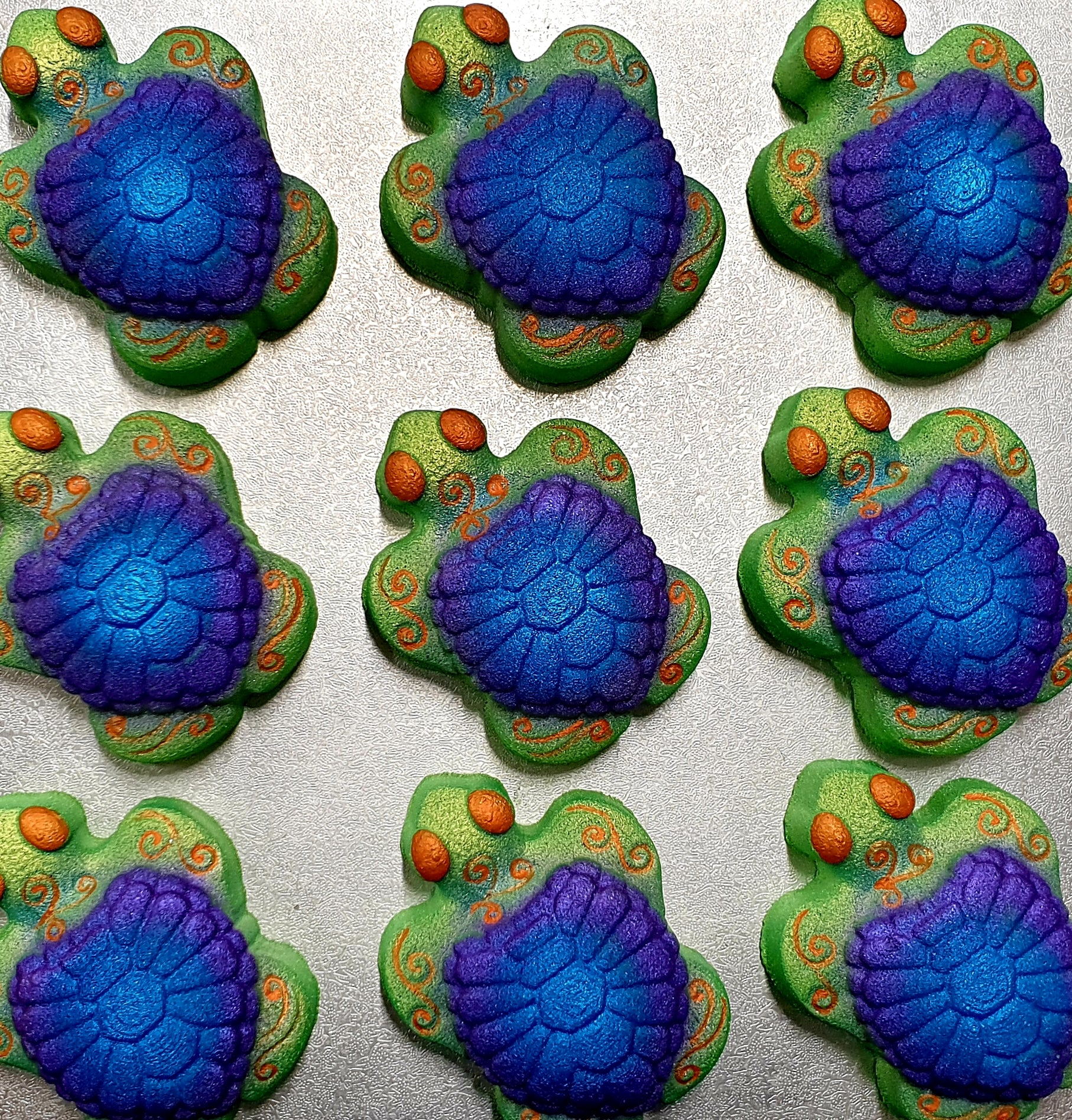 Sea Turtle - Bath Bomb
