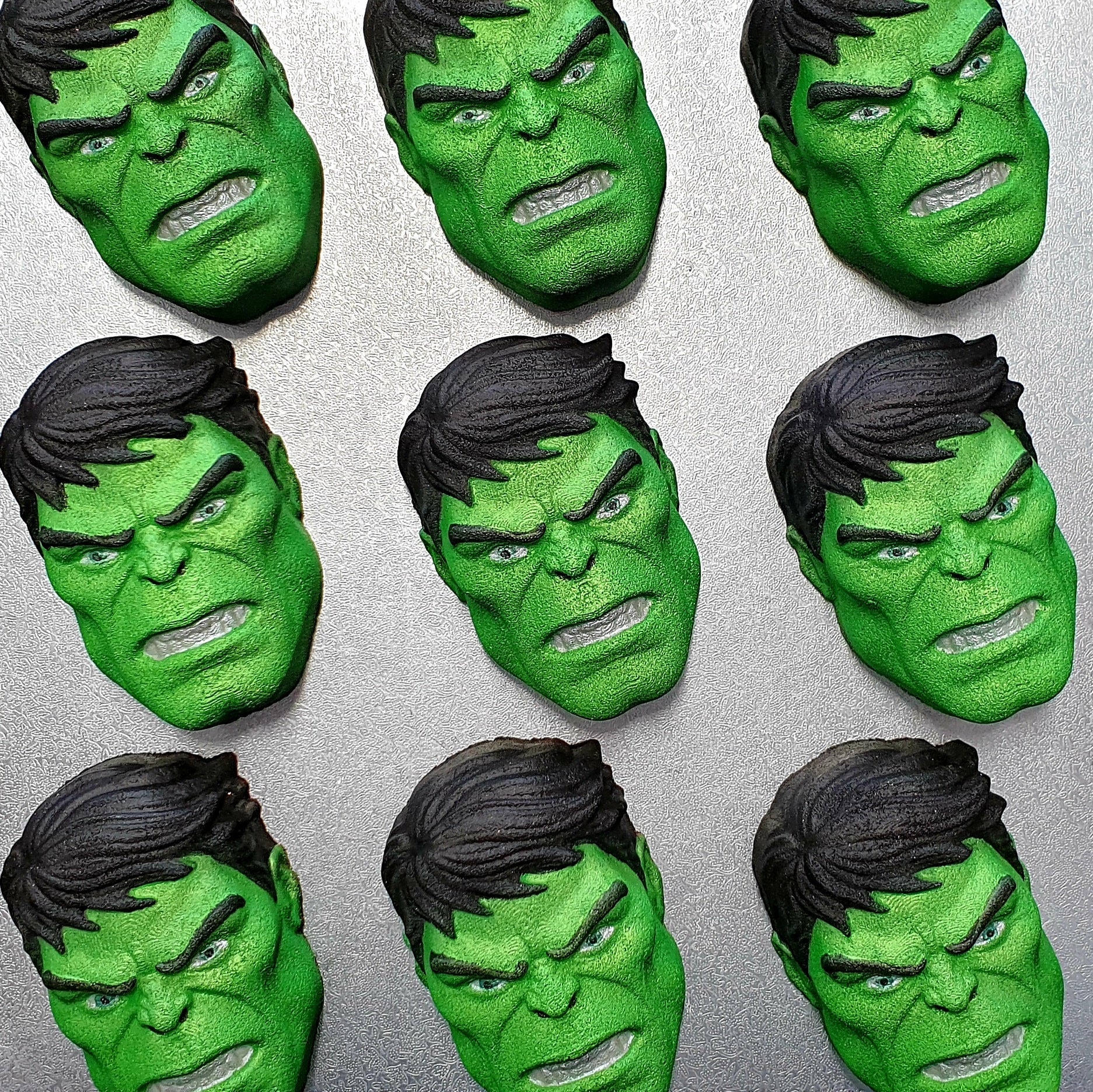 Super Hero (The Hulking Man) - Bath Bomb