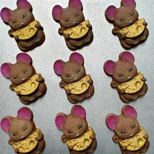 Cheesy Mouse - Bath Bomb