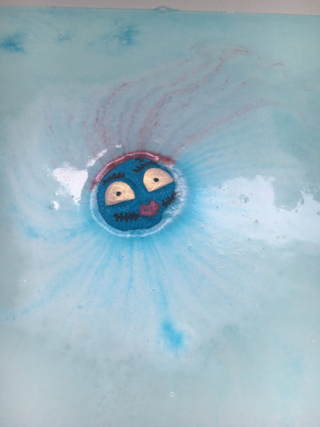 Jack & Sally (The Nightmare Before Christmas) - Bath Bomb