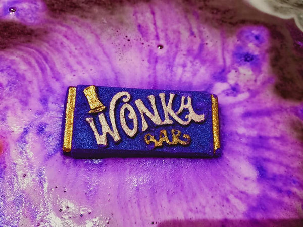 Wonka Bar - Bath Bomb