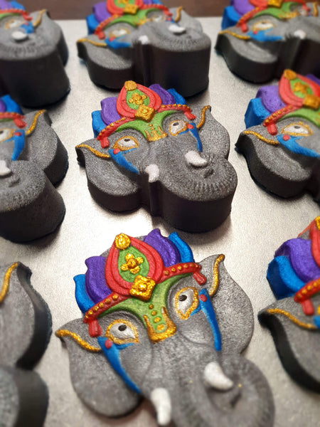 Decorated Indian Elephant (Limited Release) - Bath Bomb