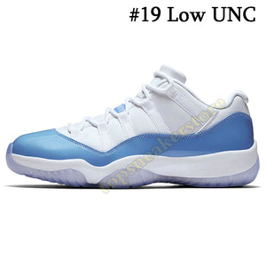best cheap 4d3f2 99cf9 Mens 11s Basketball Shoes New Concord 45 Platinum Tint Space Jam Gym Red  Win Like 96 XI Designer Sneakers