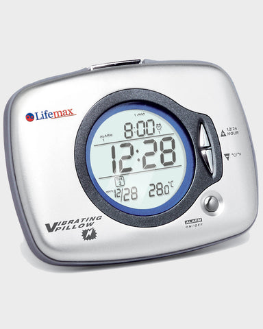 Lifemax Under Pillow Vibration Alarm Clock